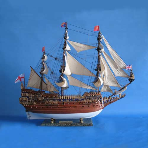 how to make sails for a model pirate ship